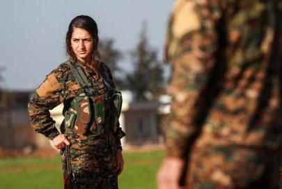 بومبيو: نريد ضمان بعدم المساس بالأكراد قبل الانسحاب من سوريا