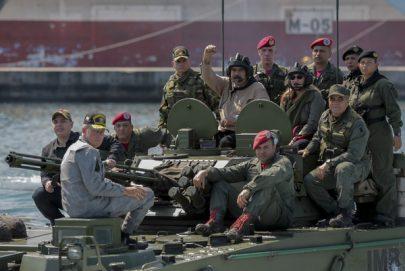 غوايدو يدعو لتظاهرات جديدة ضد نظام مادرورو