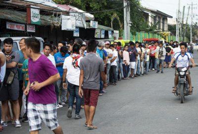 3 ملايين يصوتون لإقامة حكم ذاتي في جنوب الفيليبين