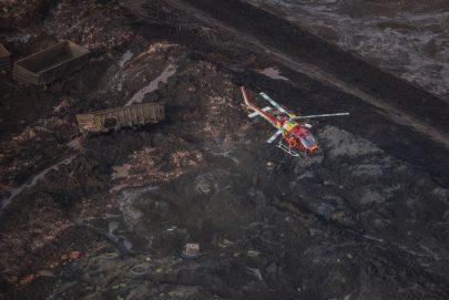 9 قتلى و300 مقود اثر انهيار سد في البرازيل