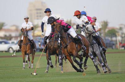 6 فرق تتنافس على كأس جمعية الامارات للبولو وبنك ابوظبي التجاري