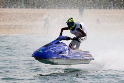 سباق دبي للدراجات المائية في شاطئ ميركاتو اليوم