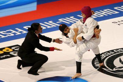 اتحاد الجوجيتسو يستأنف موسمه الرياضي بـ9 بطولات محلية ودولية