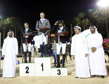 كريستابس يفوز بجائزة أبوظبي الكبرى وعبد القادر سعيد يكسب أعلى النقاط