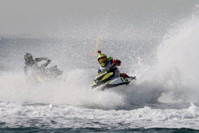 سباق دبي للدراجات المائية في شاطئ ميركاتو السبت