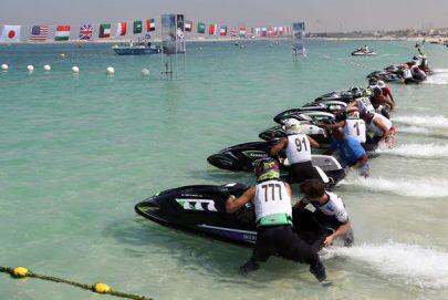 الاجتماع التنويري والفحص الفني لدراجات دبي المائية اليوم