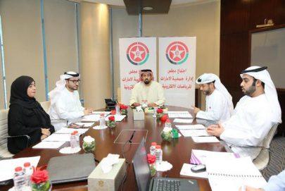 سلطان بن شخبوط يعتمد المجلس التنفيذي والاستشاري للرياضات الإلكترونية