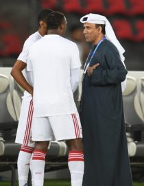 """محمد بن ثعلوب """": تأهل المنتخب أكد عزيمة شباب الإمارات في إسعاد قيادته"""