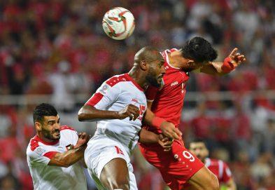 المنتخبان السوري والفلسطيني يكتفيان بالتعادل السلبي وتقاسم نقاط المباراة