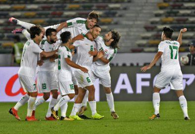 رئيس الاتحاد العراقي يناشد لاعبيه المواصلة بنفس الروح والاندفاع