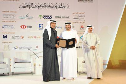 """مطارات أبوظبي تدعم """"صندوق الإمارات لدعم ورعاية المواهب الرياضية"""""""