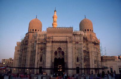 مسجد المرسي أبو العباس  في الأسكندرية