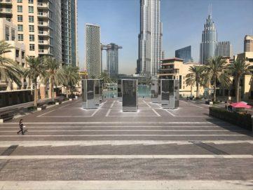 """""""فنون وأضواء دبي"""" تضيء الدورة الرابعة والعشرين لمهرجان دبي للتسوّق"""