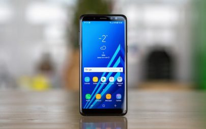 سامسونج تبدأ بإختبار تحديث Android 9 Pie للهاتفين Galaxy A8 2018 و Galaxy A9 2018