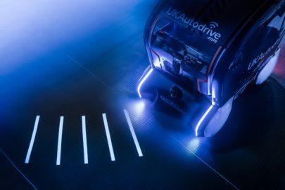 """""""جاكوار لاند روفر"""" ترتقي بمستقبل السيارات ذاتية القيادة مع تقنية جديدة مبتكرة"""