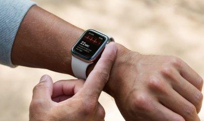 ساعات Apple Watch المستقبلية قد تكون قادرة على تحديد هوية المستخدم عن طريق نمط الجلد