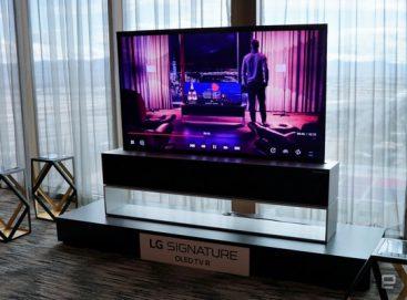 LG تكشف رسميًا عن LG SIGNATURE OLED TV R
