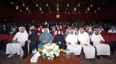 وزير التربية يدشن ملتقى المواد الدراسية الثاني للمعلمين بأبوظبي
