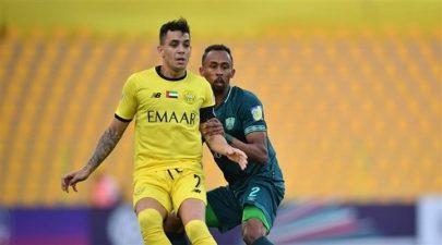 """الوصل يتعادل أمام الأهلي السعودي2/2 في بطولة كأس """"زايد"""" للأندية"""