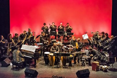 أوركسترا الجاز الآفرولاتينية بقيادة أرتورو أوفاريل في ضيافة مركز الفنون بجامعة نيويورك أبوظبي