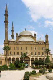 مسجد محمد علي باشا بالقاهرة