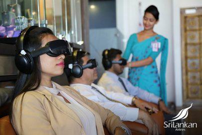 """الجوية """"السريلانكية"""" تُغير مفهوم الواقع الافتراضي من خلال شراكتها الجديدة مع سكاي لايتس"""