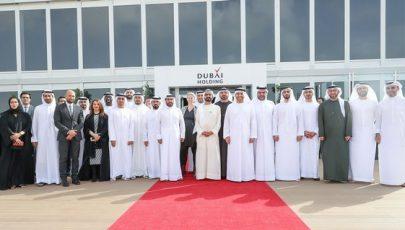 محمد بن راشد يؤكد أهمية المشاريع لترسيخ مكانة دبي العالمية وتعزيز تنافسيتها
