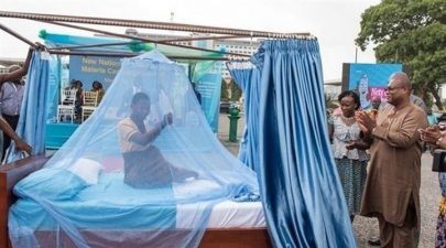 تجربة أول لقاح ضد الملاريا في أفريقيا