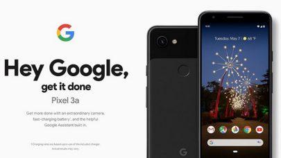 الهاتف Google Pixel 3a XL يصل لرفوف المتاجر قبيل الإعلان الرسمي