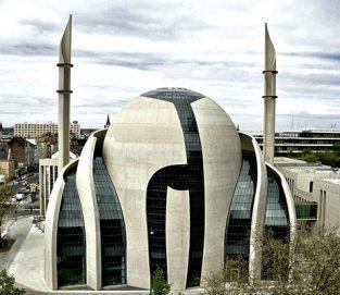 المسجد المركزي في المانيا