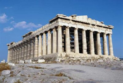 إغلاق معبد أكروبوليس باليونان أمام الزائرين بسبب الحرارة