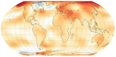 مخاطر المناخ والتصنيف الائتماني