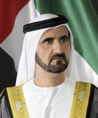 محمد بن راشد بمناسبة الاستعداد لتشغيل أولى محطات