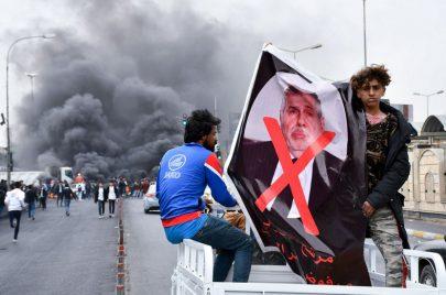 طلاب العراق يجوبون البلاد رفضاً للطبقة السياسية