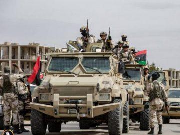 الجيش الليبي: لا اتفاق دون رحيل المرتزقة والأتراك