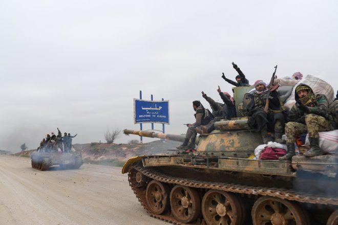 الجيش السوري يواصل التقدم رغم التعزيزات التركية شمال البلاد