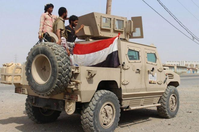 قوات الشرعية تصرع 21 من الحوثيين في الجوف اليمنية