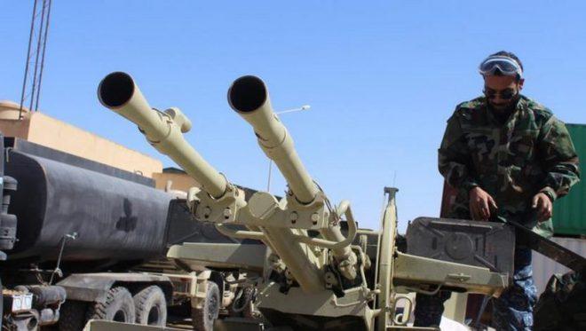 الجيش الليبي يصرع 16 من مرتزقة تركيا في طرابلس