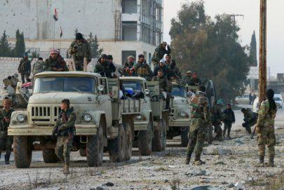 روسيا تحذر تركيا من أي عدوان جديد على سوريا