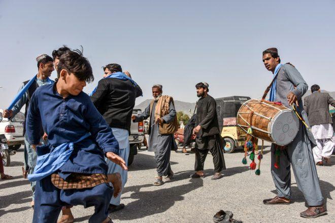 بدء هدنة تاريخية في أفغانستان