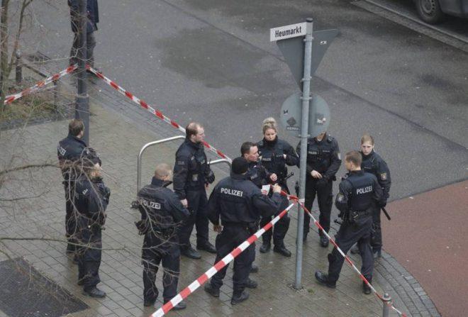 هجوم مسلح جديد على مقهى في ألمانيا