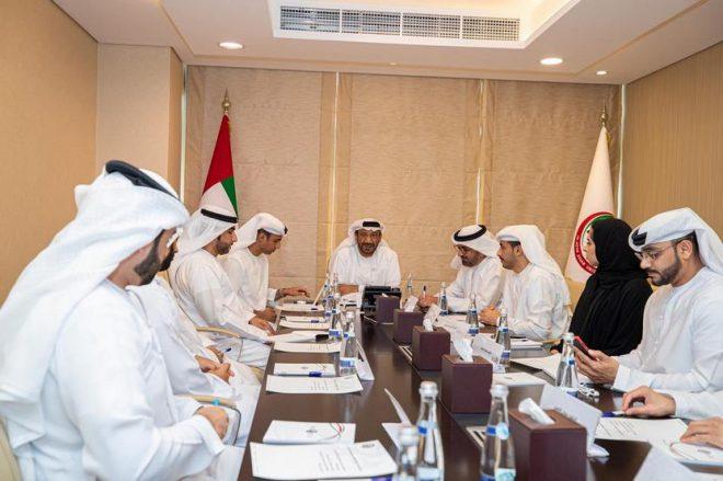 اللجنة العليا لأسبوع أبوظبي للجوجيتسو تبحث آخر استعداداتها للحدث العالمي