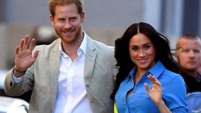 حرمان الأمير هاري وزوجته من استخدام كلمة ملكي كعلامة تجارية
