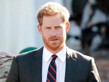 الأمير هاري يعود إلى بريطانيا في