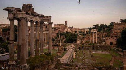 اكتشاف تابوت حجري لمؤسس روما القديمة في إيطاليا