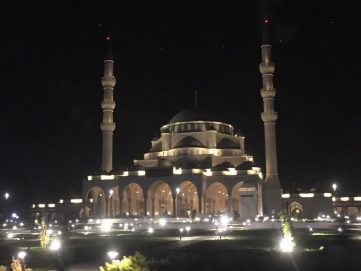 مسجد الشارقة الكبير