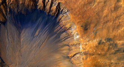 ناسا تكشف عن مفاجأة وسط أفريقيا