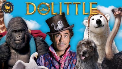 ايرادات فيلم Dolittle تتخطى 7 مليون دولار أمريكي
