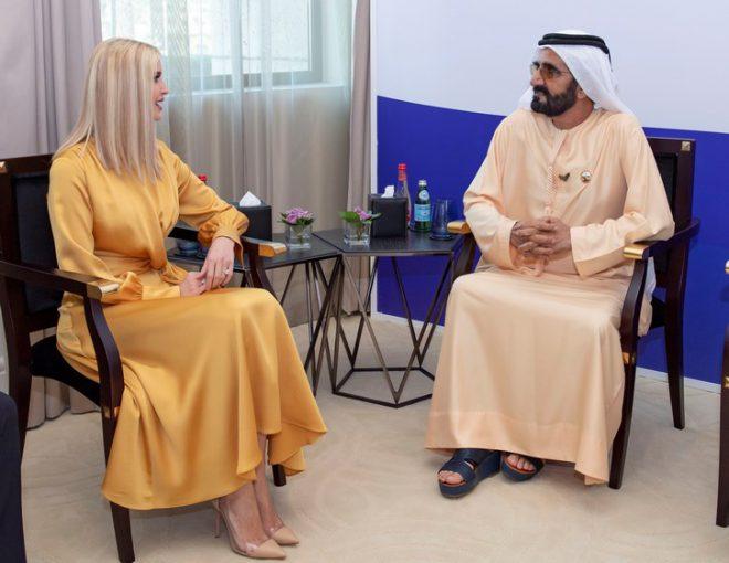 محمد بن راشد يؤكد عمق العلاقات الإماراتية الأمريكية في ظل تقارب الرؤى وتوافق الإرادة السياسية