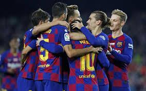 برشلونة يعلن تخفيض أجور لاعبيه بنسبة 70 %